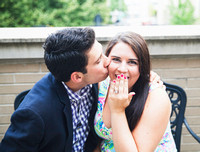 Riley + Jason's Surprise Proposal | Photos from the Harty
