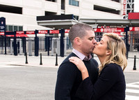 Engagement Photography by Photos from the Harty at the National's Stadium and Navy Yard | Washington, DC