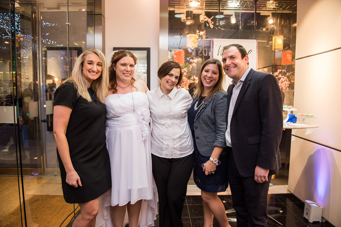 Mervis Pop-Up Wedding! | Photos from the Harty