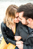 Jenny + Sam engagement session! | Photos from the Harty
