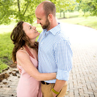 June + Garrick's Engagement Session! Photos from the Harty