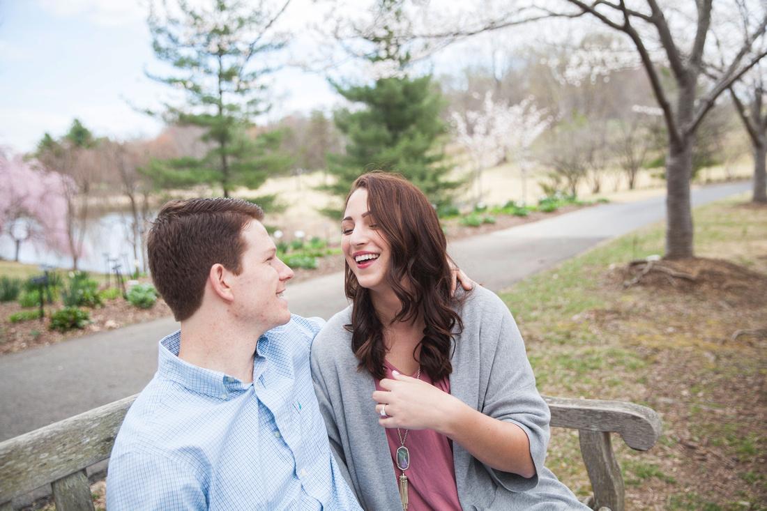 Ben + Sarah's Engagement | Photos from the Harty