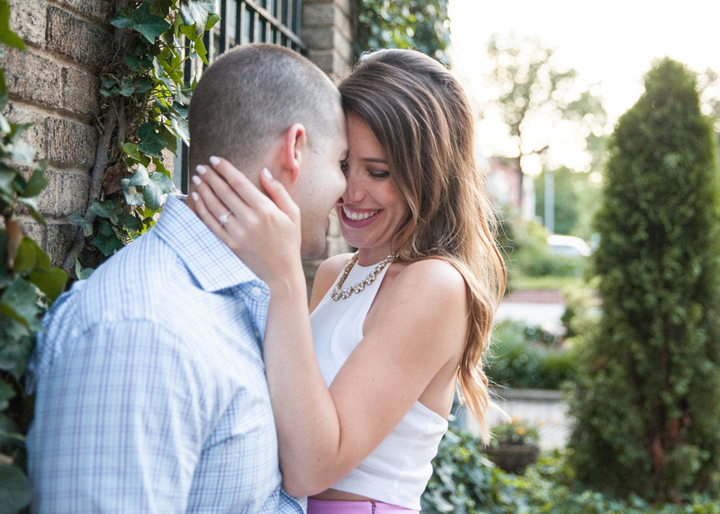 Danielle + Eddie's Engagement | Photos from the Harty | Professional photographers can capture the most important moments of your proposal