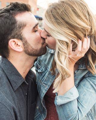 Jenny + Sam- ENGAGED! | Photos from the Harty | Proposal photography is a new trend that is highly valuable if you are sentimental