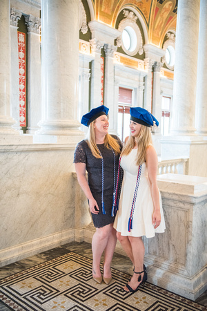 Sarah + Kymmie's Grad Photos | Photos from the Harty