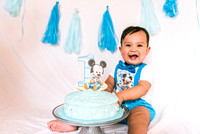 Ricky's First Birthday | Photos from the Harty