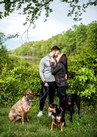 Laura + Eric's Engagement Session! | Photos from the Harty