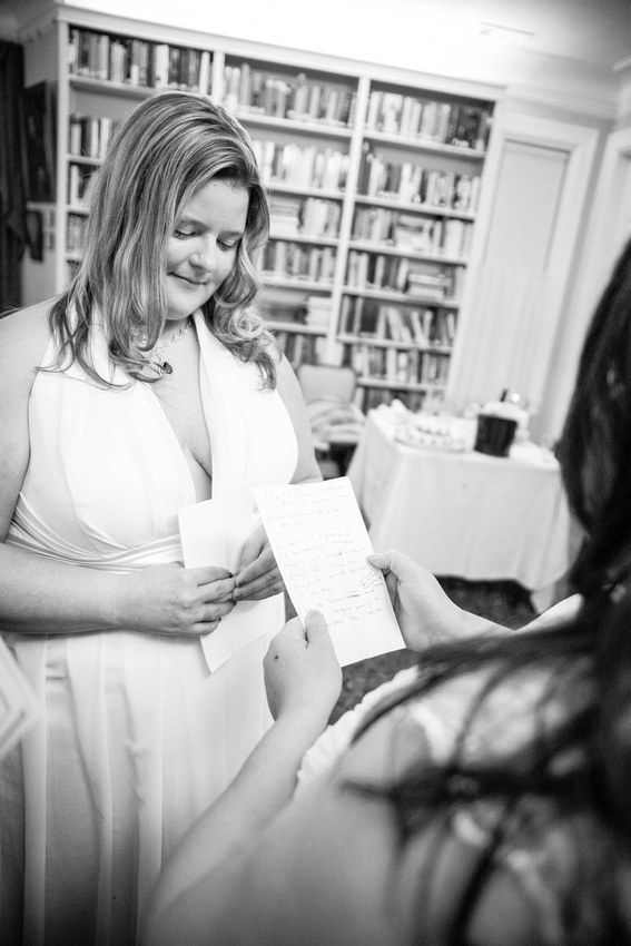 McPhee Wedding ı Whittemore Library ı Washington, DC