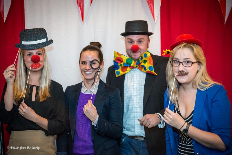 Topaz Carnival Event ı Washington, DC ı Photos from the Harty