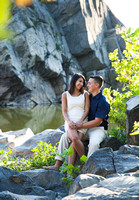Taylor + Amy ı Great Falls Engagement Session