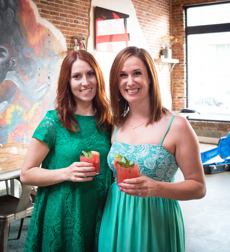 District Bliss Engaged Couples Social ı City Tap House, Washington, DC ı Photos from the Harty