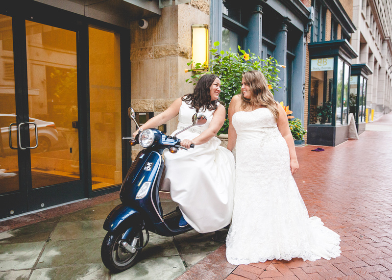 Jen + Mo: Wedding PREVIEW | Photos from the Harty