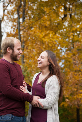 Andrew + Christie ı Engagement Session ı Owego, NY