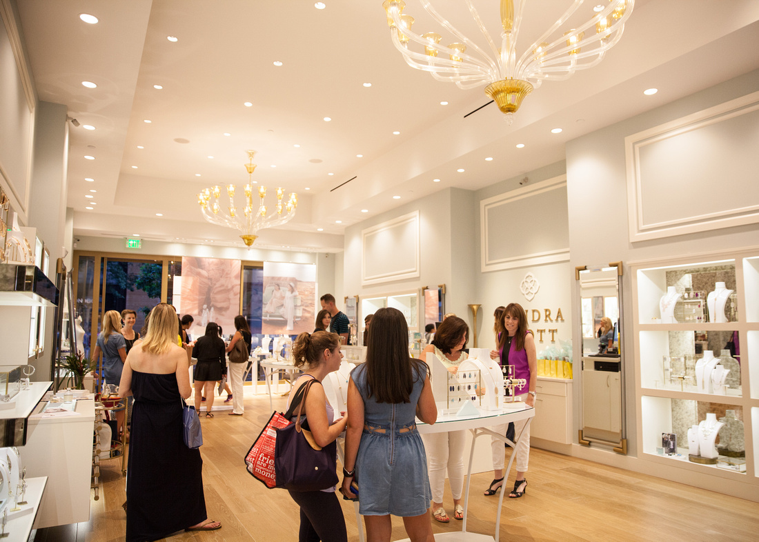 Kendra Scott Fall Launch in Bethesda Row | Hope for Henry