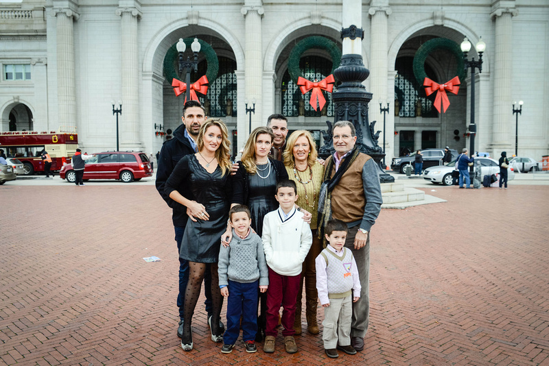 Photos From The Harty Holiday Family Portrait Session At