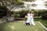 Liz + Katie's Wedding PREVIEW! | Photos from the Harty