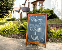 Kristine + Alan | Photos from the Harty
