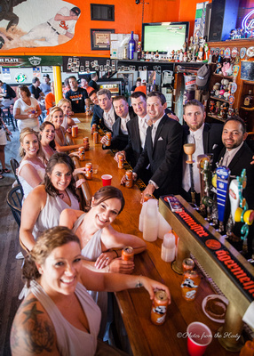 Rachel + Chris' Wedding ı Baltimore, Maryland ı Photos from the Harty
