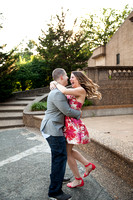 Danielle + Eddie's Engagement | Photos from the Harty