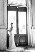Danielle's Bridal Portraits | Photos from the Harty